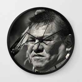 Dakota chief Wall Clock
