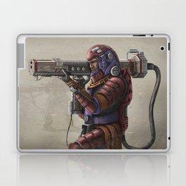 Crimson Maverick Laptop & iPad Skin