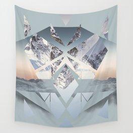 Geometric Sky Wall Tapestry