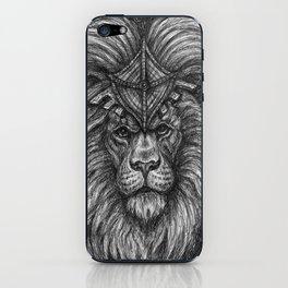 Lion Guardian iPhone Skin