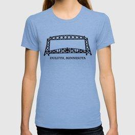 Duluth, MN Aerial Lift Bridge T-shirt