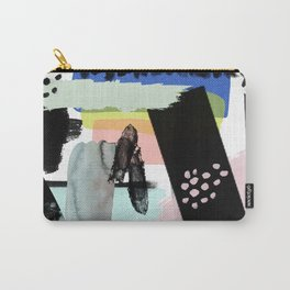 Abstract Modern No. 29 Carry-All Pouch
