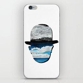 Ceci n'est pas une Magritte iPhone Skin