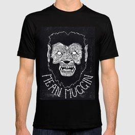 Mean Mug Werewolf T-shirt