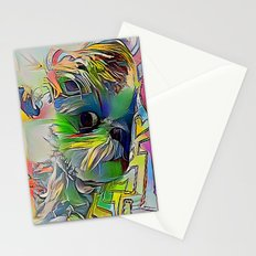 Colorful Angie Stationery Cards