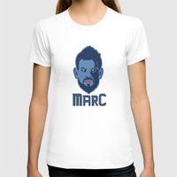 marc johns T-shirts featuring Marc Gasol by Ric_Hardwood