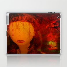 Alice in  terror  land Laptop & iPad Skin