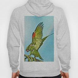 Parrot Art Hoody
