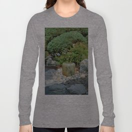 Japanese garden 7 Long Sleeve T-shirt
