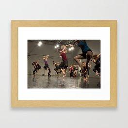 Taylor Intensive 12 Framed Art Print