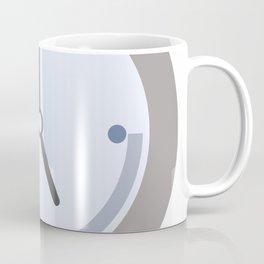Clock Five Coffee Mug