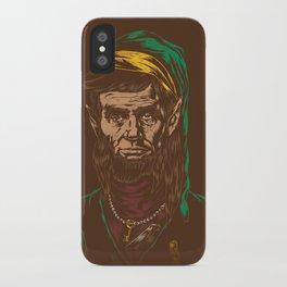 Abraham LINKoln iPhone Case