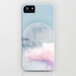 Candy Moon iPhone Case