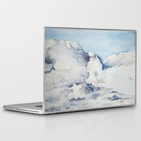 eagle Laptop & iPad Skins featuring Eagle by Tara de la Garza