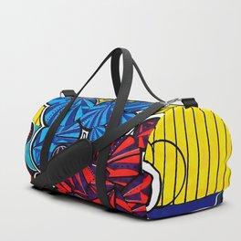Blocktapus Duffle Bag