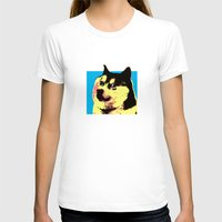doge T-shirts featuring Doge Pop by Julien