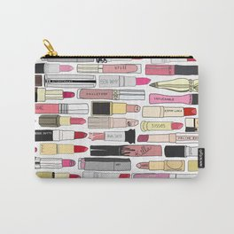 Lipstick Forever Carry-All Pouch