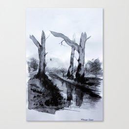 Invierno Canvas Print