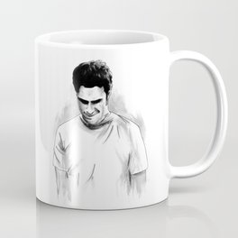 DARK COMEDIANS: Seth Rogen Coffee Mug