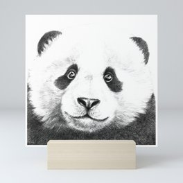 Giant  Panda G100 Mini Art Print