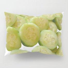 Cucumber Quarters Pillow Sham