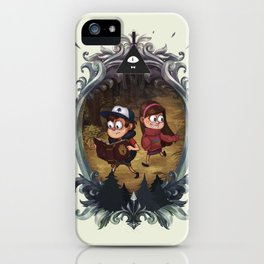 Gravity Falls iPhone Case