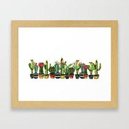 big sister Framed Art Print