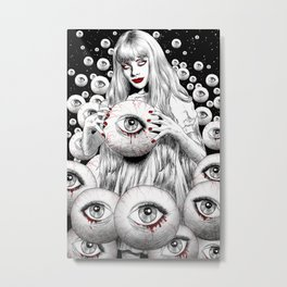 Spirits Of The Dead Metal Print