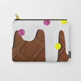 Ice-cream Papercut Carry-All Pouch