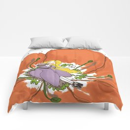 Wake me up in spring time Comforters
