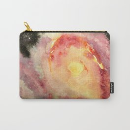 Watercolor Nebula Carry-All Pouch