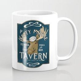 The Salty Moose Coffee Mug