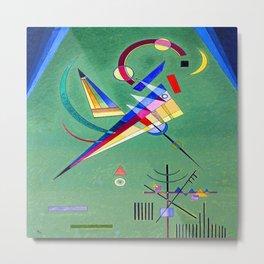 Wassily Kandinsky Free Metal Print