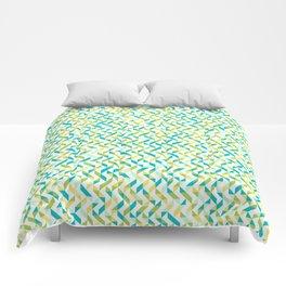 Happy Summer Brunch Comforters