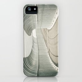 Caged Pathway iPhone Case
