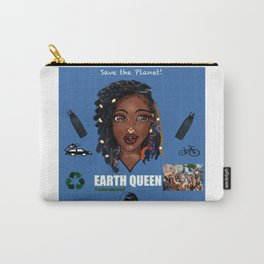 Earth Queen Carry-All Pouch