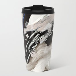 Day 48: Being here. Nothing more. Travel Mug