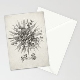 The Immoral Compass Stationery Cards