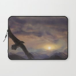 Chase the Morning Laptop Sleeve