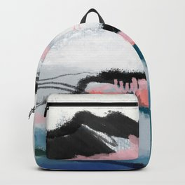 snow mountain Backpack