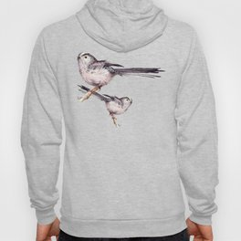 Long-Tailed Tit Hoody