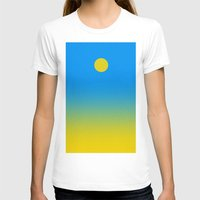 discount T-shirts featuring Noon by R J R