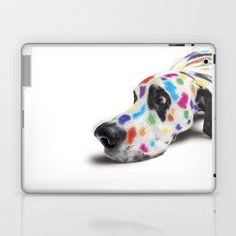 Spotted dog#2 Laptop & iPad Skin
