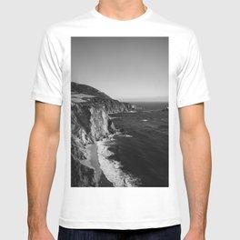 Monochrome Big Sur T-shirt