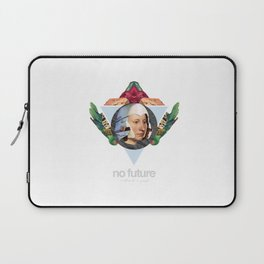 No future (Without a past) Laptop Sleeve