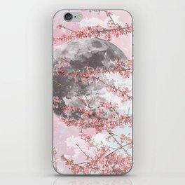 Spring Moon iPhone Skin