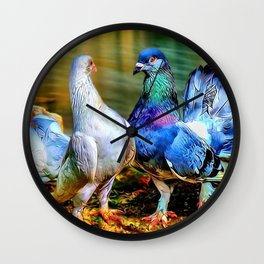 Love and Trust Wall Clock