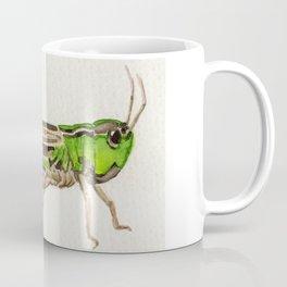 Grasshopper Kaffeebecher