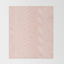 Arrow Lines Throw Blanket