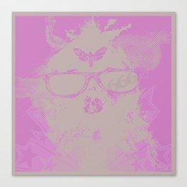 Cuz Im A Boss Canvas Print